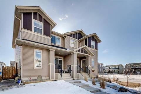 Townhouse for sale at 153 Willow Green Cochrane Alberta - MLS: C4289625