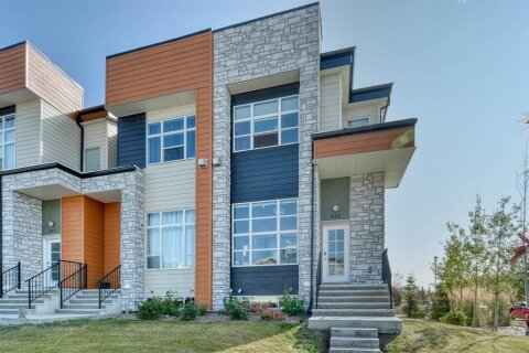 Townhouse for sale at 1530 Bayside  Ave SW Airdrie Alberta - MLS: A1035275