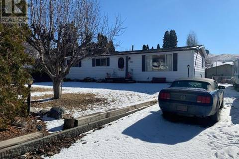 House for sale at 1530 Valleyview Cres Cache Creek British Columbia - MLS: 149934
