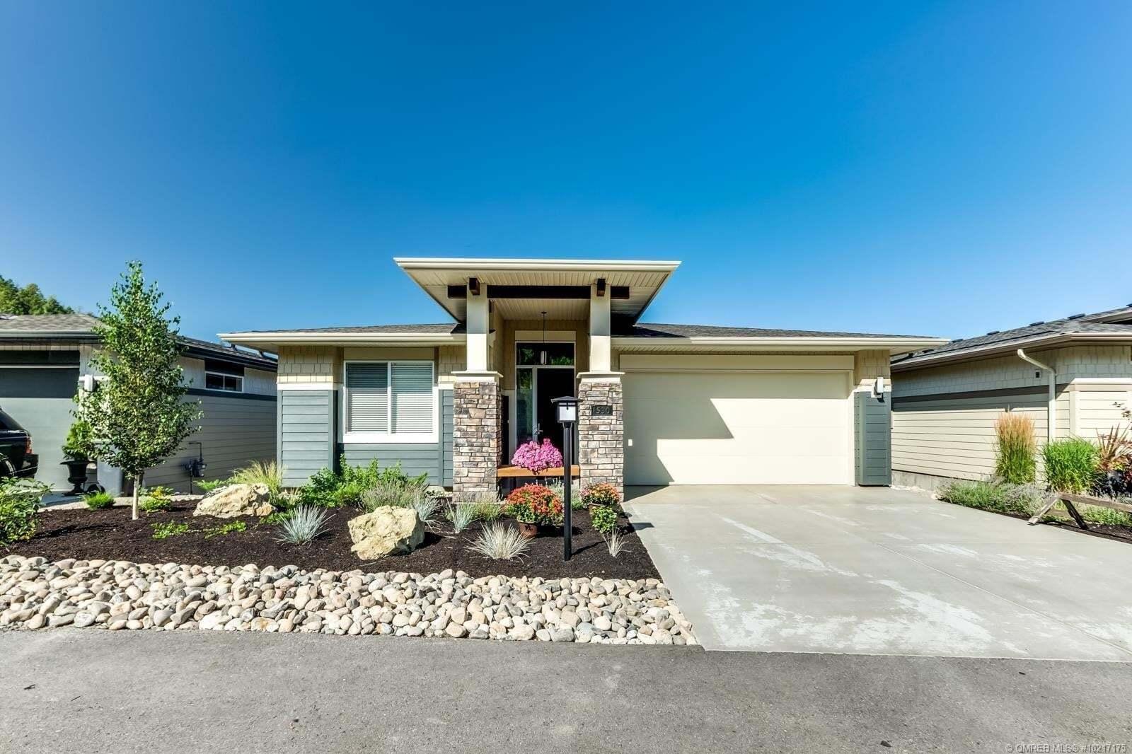 House for sale at 1530 Winter Ln Kelowna British Columbia - MLS: 10217175