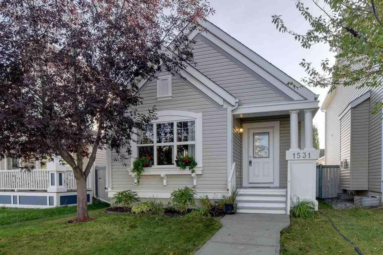 House for sale at 1531 76 St SW Edmonton Alberta - MLS: E4215610