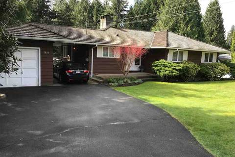 Residential property for sale at 1531 Coleman St North Vancouver British Columbia - MLS: R2340180