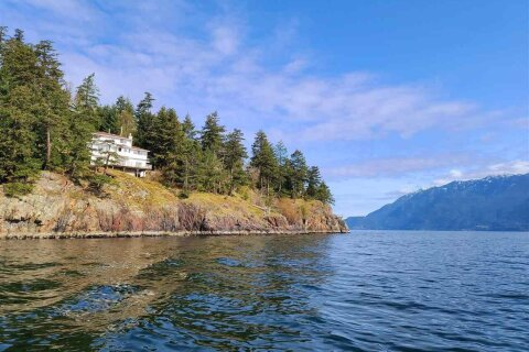 House for sale at 1531 Eaglecliff Rd Bowen Island British Columbia - MLS: R2492805