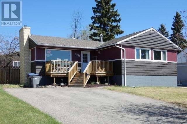 House for sale at 1532 95 Ave Dawson Creek British Columbia - MLS: 183756