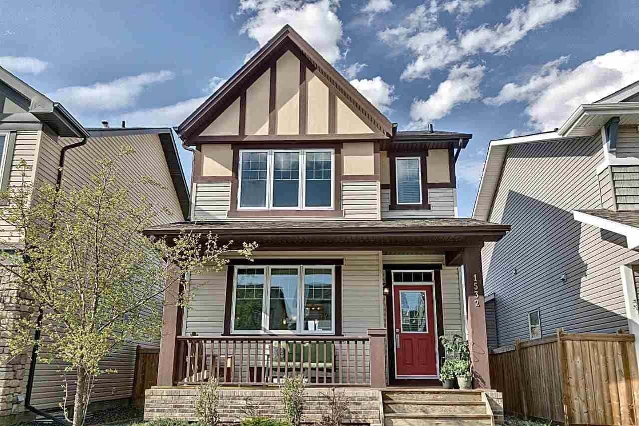 House for sale at 1532 Chapman Wy SW Edmonton Alberta - MLS: E4198127