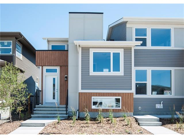 Sold: 1532 Cornerstone Boulevard Northeast, Calgary, AB