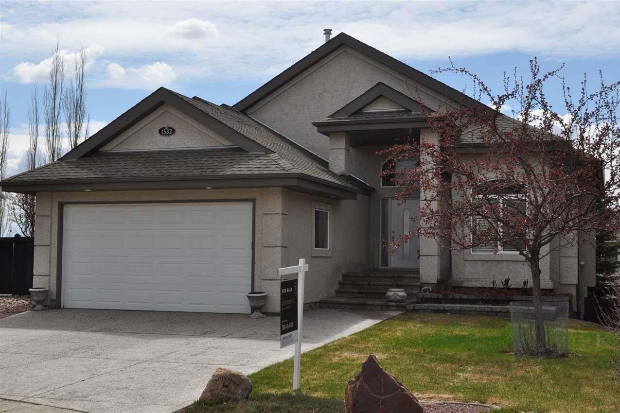 House for sale at 1532 Thorogood Cl NW Edmonton Alberta - MLS: E4198373