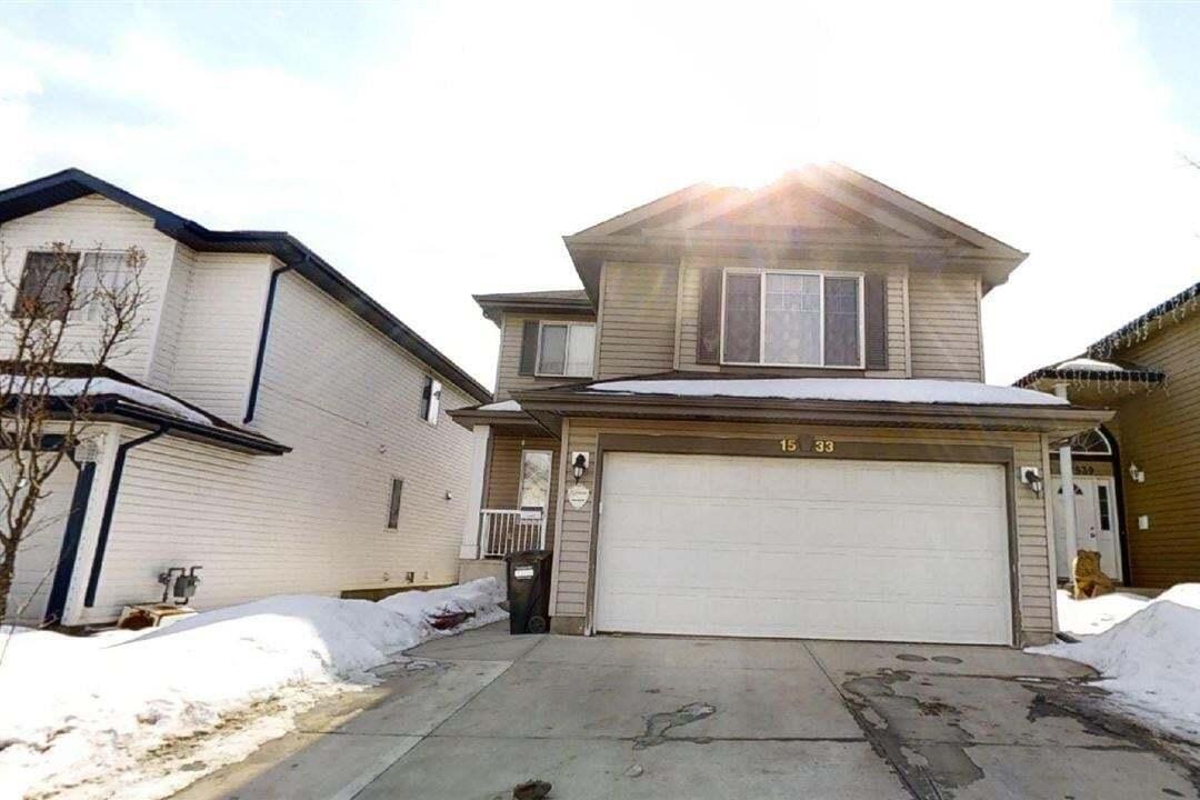 House for sale at 1533 37a Av NW Edmonton Alberta - MLS: E4192398