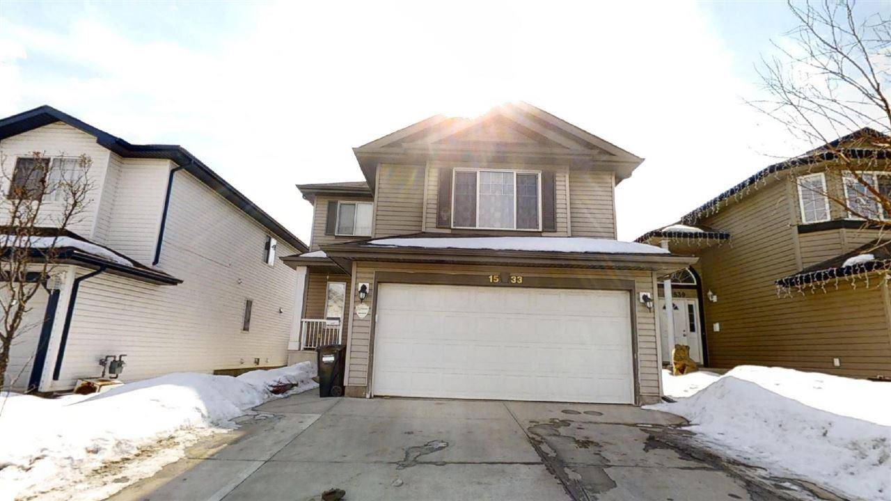 House for sale at 1533 37a Ave Nw Edmonton Alberta - MLS: E4192398