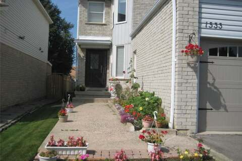 House for rent at 1533 Cuthbert Ave Mississauga Ontario - MLS: W4812401