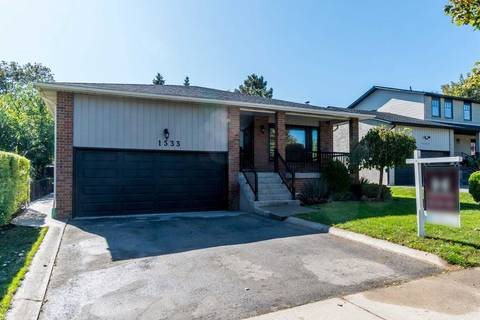 House for sale at 1533 Grand Blvd Oakville Ontario - MLS: W4604597