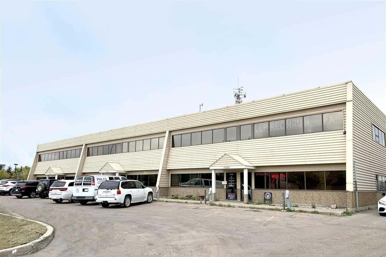 Commercial property for lease at 15330 123 Av NW Edmonton Alberta - MLS: E4215878
