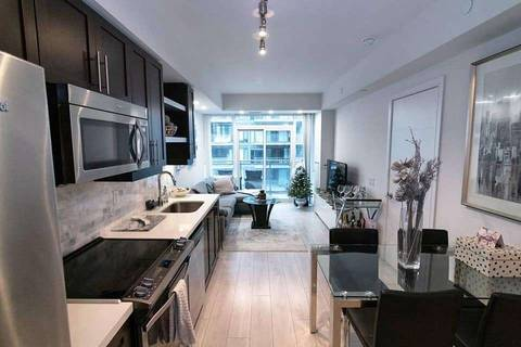 Home for sale at 525 Adelaide St Unit 1534 Toronto Ontario - MLS: C4668034