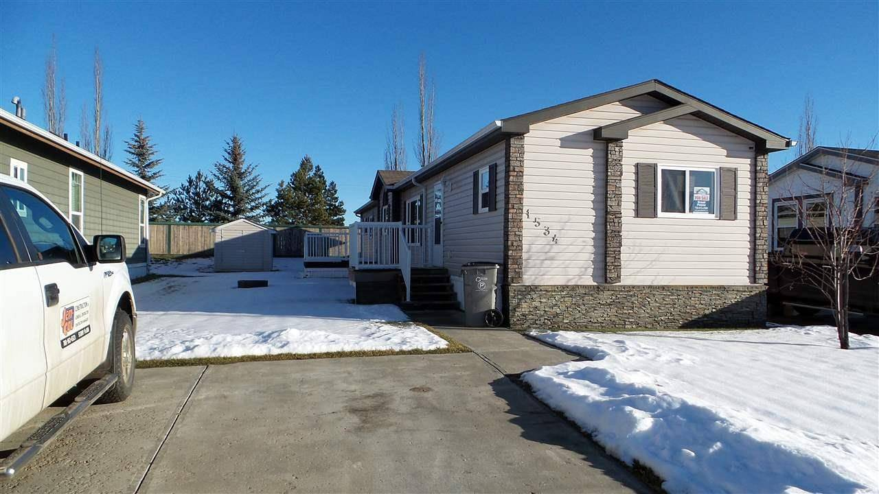 Home for sale at 53222 Range 272 Rd Unit 1534 Rural Parkland County Alberta - MLS: E4186944