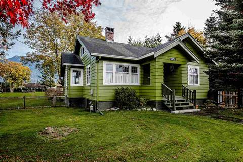 House for sale at 1534 Agassiz-rosedale Hy Agassiz British Columbia - MLS: R2415804