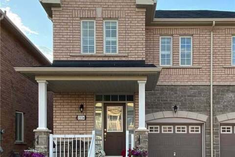 Townhouse for sale at 1534 Bruny Ave Pickering Ontario - MLS: E4810014