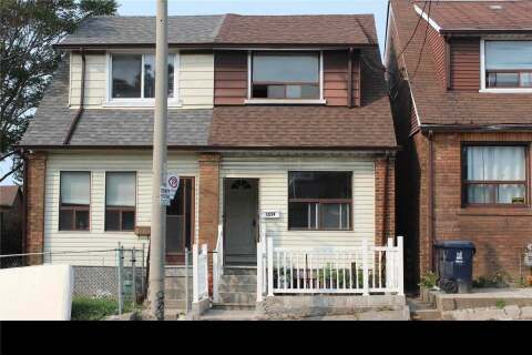 Townhouse for sale at 1534 Dufferin St Toronto Ontario - MLS: W4915134