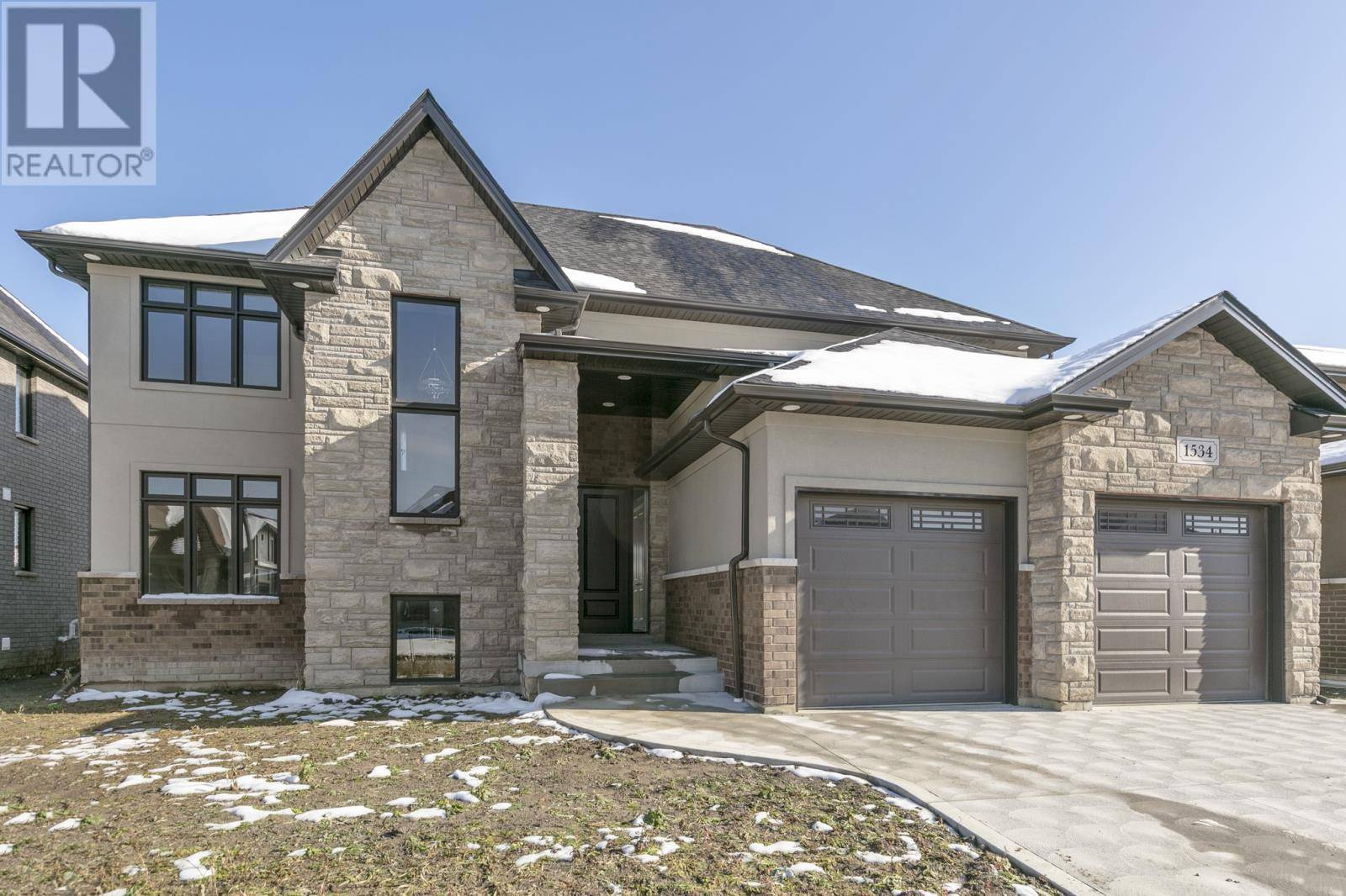 House for sale at 1534 Monticello  Windsor Ontario - MLS: 19028524