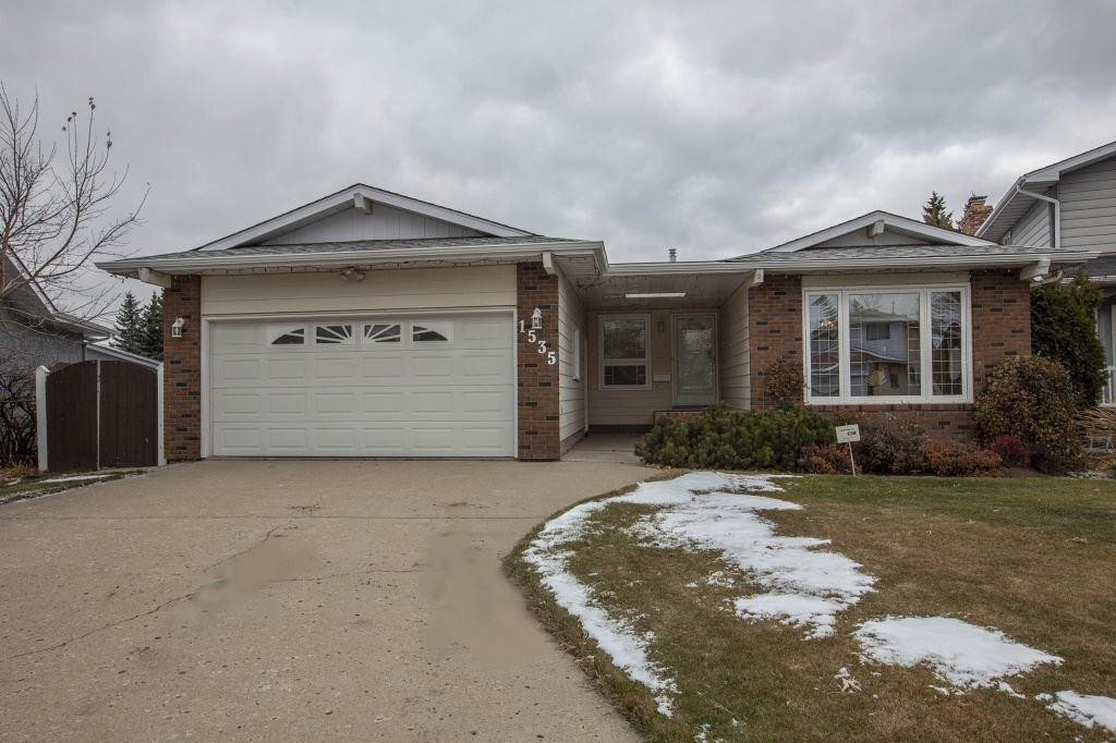 House for sale at 1535 69 St NW Edmonton Alberta - MLS: E4218865
