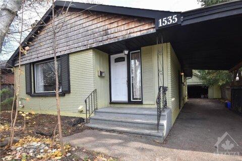 House for sale at 1535 Botsford St Ottawa Ontario - MLS: 1218459
