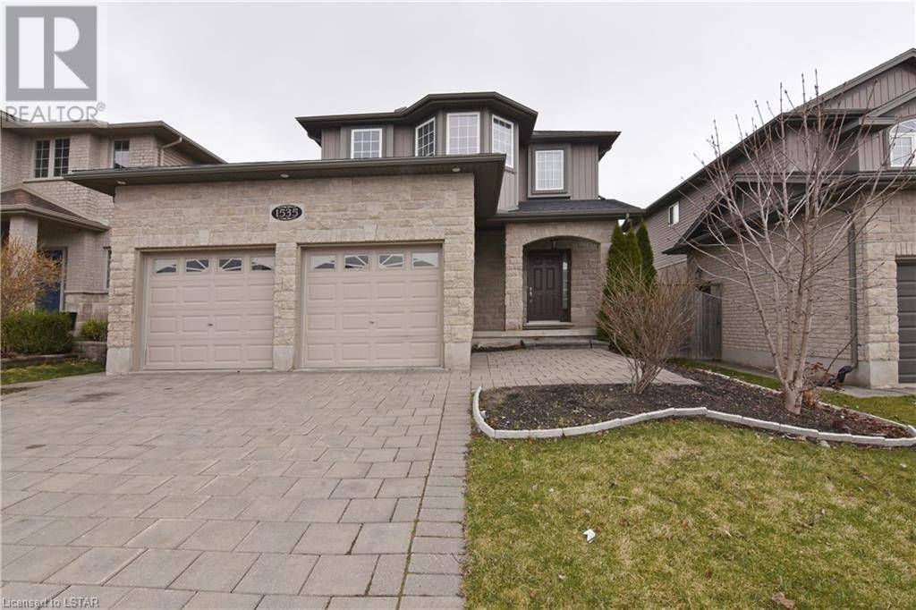 House for sale at 1535 Coronation Dr London Ontario - MLS: 253568