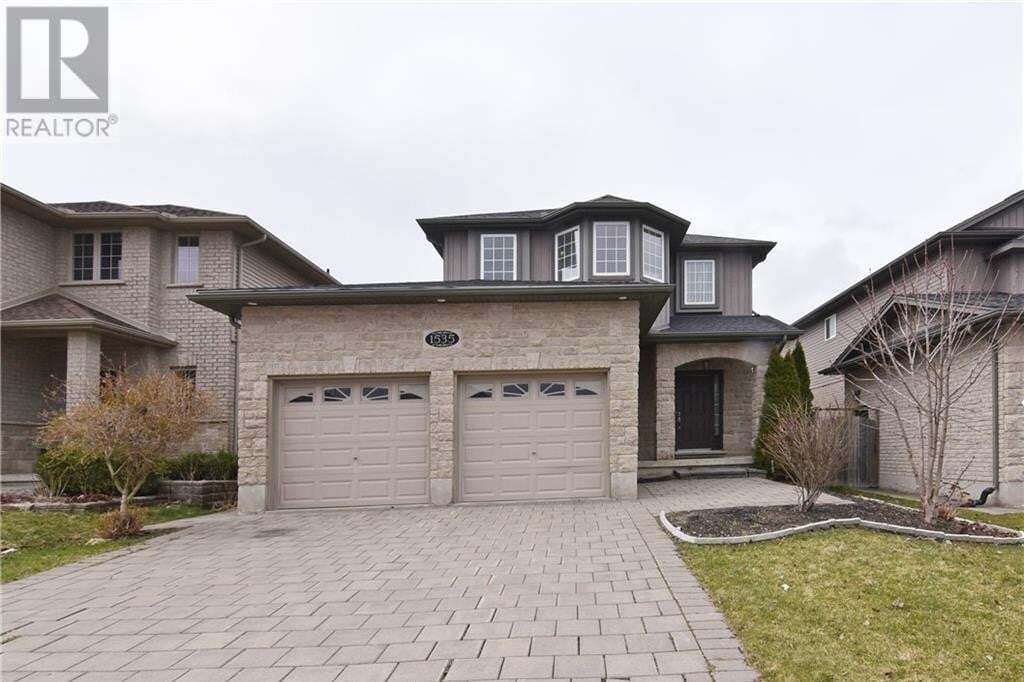 House for sale at 1535 Coronation Dr London Ontario - MLS: 261805