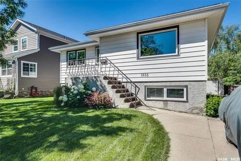 House for sale at 1535 Prince Of Wales Ave Saskatoon Saskatchewan - MLS: SK797083