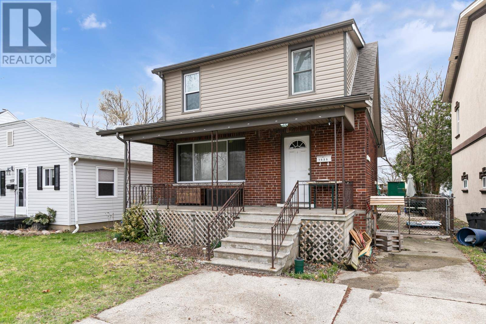 House for sale at 1535 Rossini  Windsor Ontario - MLS: 20003913
