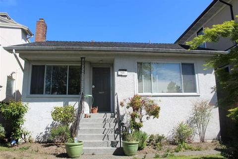 House for sale at 1535 64th Ave W Vancouver British Columbia - MLS: R2362836