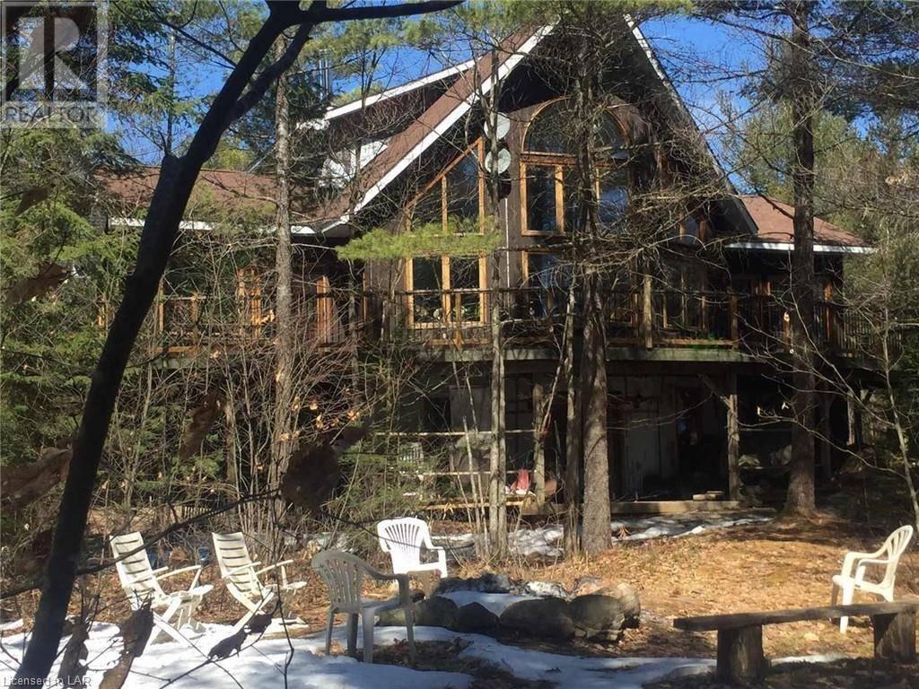 House for sale at 1537 Bonnie Lake Rd Bracebridge Ontario - MLS: 253721