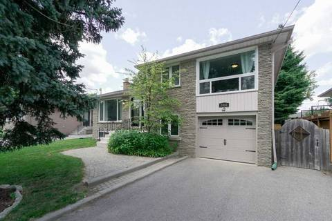 House for sale at 1537 Muir Rd Mississauga Ontario - MLS: W4529279
