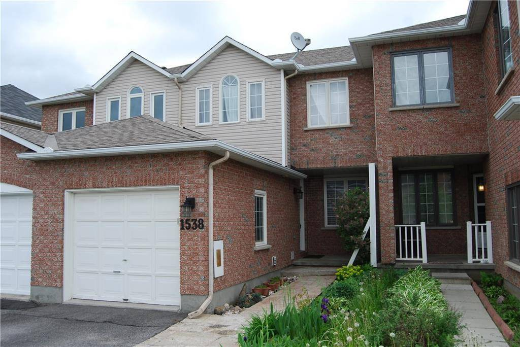 Townhouse for rent at 1538 Tonilee Dr Ottawa Ontario - MLS: 1171679