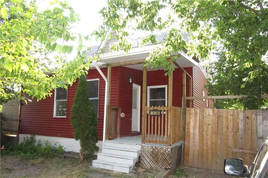 House for sale at 1538 Upper Ottawa St Hamilton Ontario - MLS: H4082097