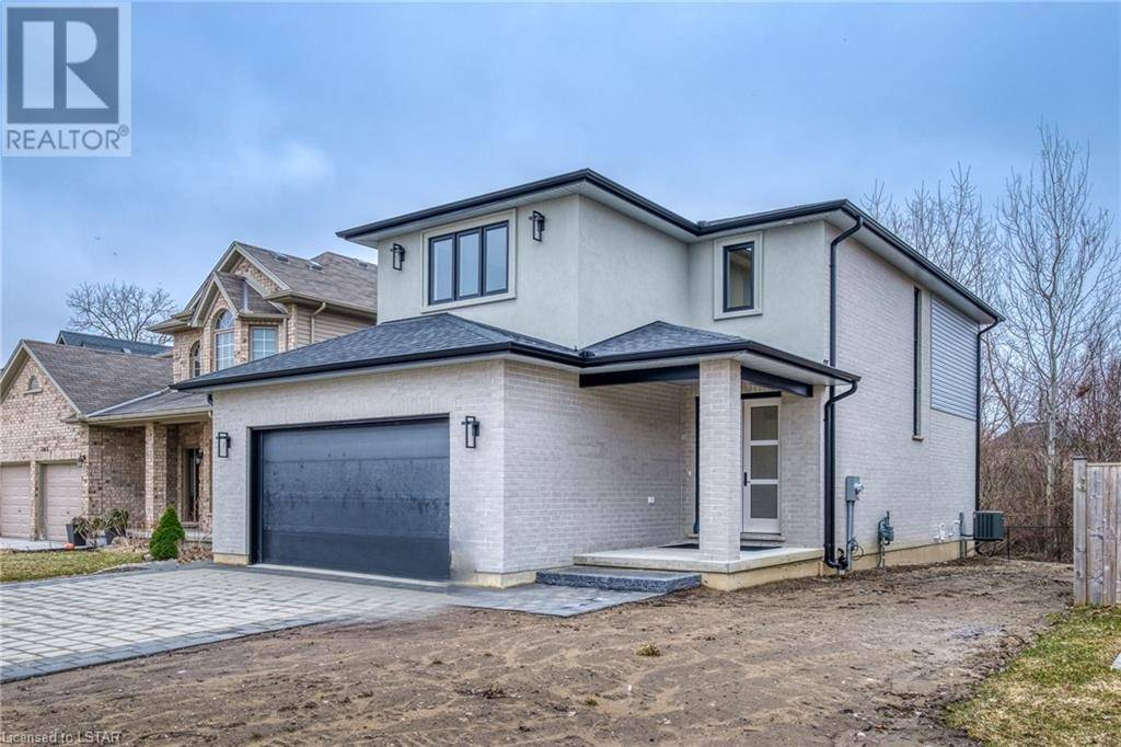 House for sale at 1539 Privet Pl London Ontario - MLS: 252005