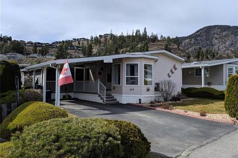 Residential property for sale at 1850 Shannon Lake Rd Unit 154 West Kelowna British Columbia - MLS: 10181841
