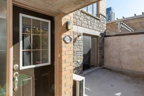 Apartment for rent at 6 Foundry Ave Unit 154 Toronto Ontario - MLS: W4639877