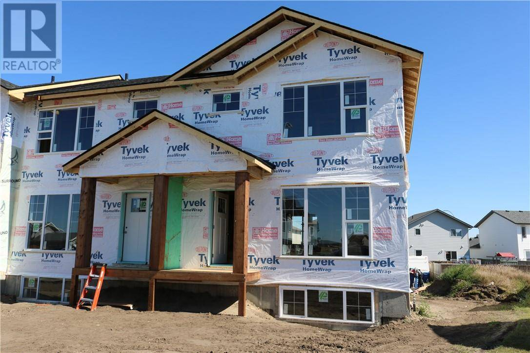 Townhouse for sale at 154 Ava Cres Blackfalds Alberta - MLS: ca0177722