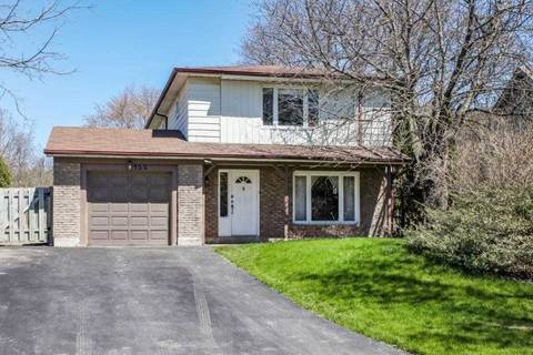House for sale at 154 Blue Heron Dr Oshawa Ontario - MLS: E4444814