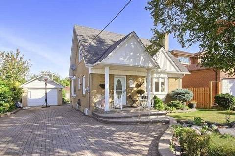 House for sale at 154 Calvington Dr Toronto Ontario - MLS: W4661349