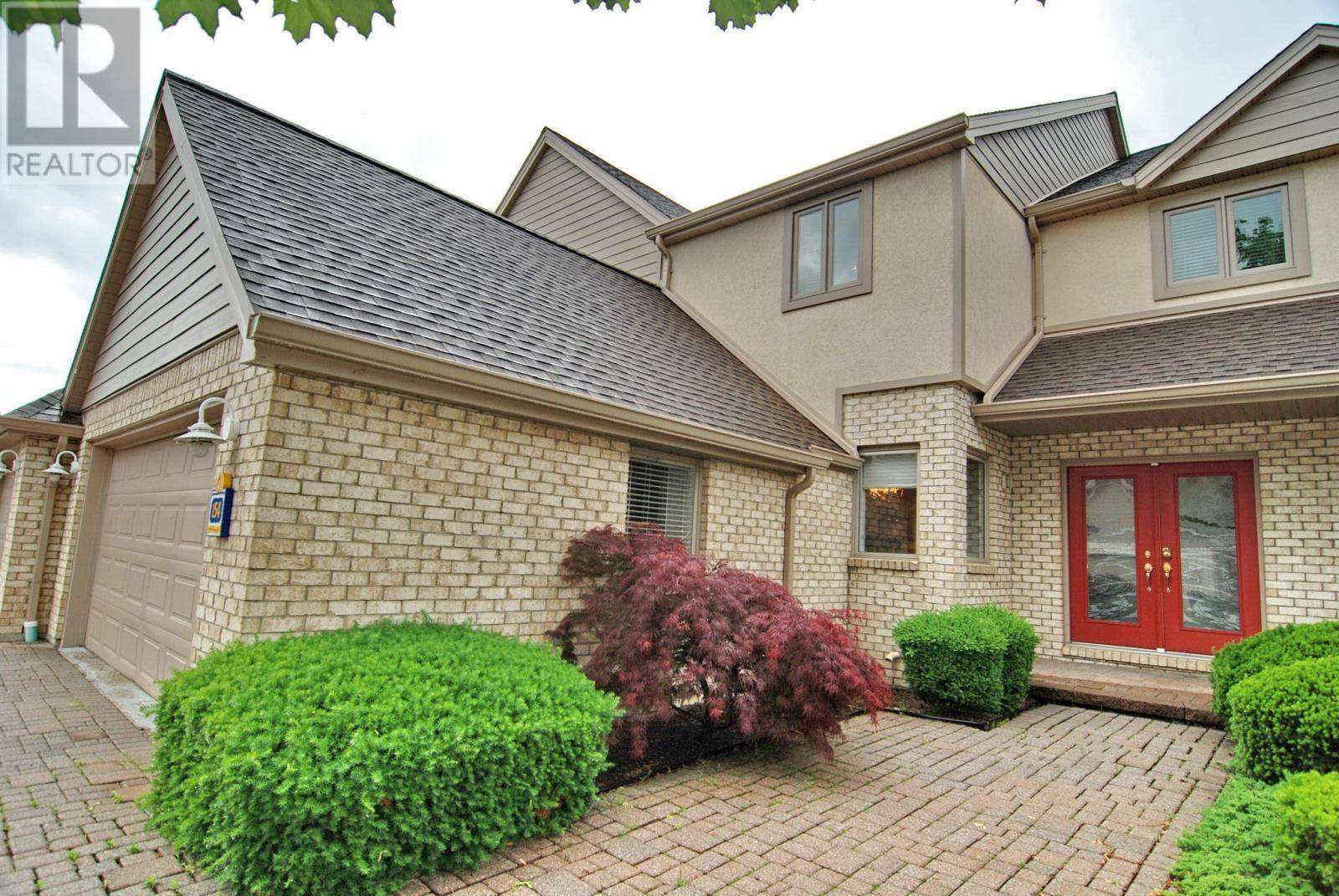 Townhouse for sale at 154 Crystal Harbour  Lasalle Ontario - MLS: 19024015