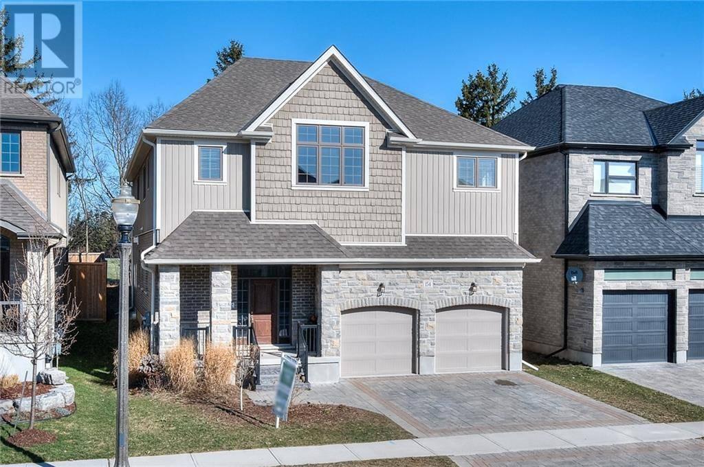 House for sale at 154 Eaglecrest St Kitchener Ontario - MLS: 30801171