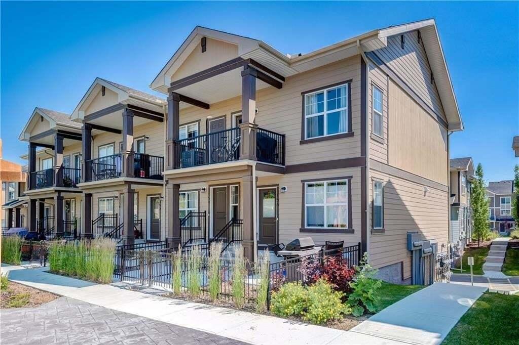 Townhouse for sale at 154 Evanscrest  Northwest Calgary Alberta - MLS: C4261918