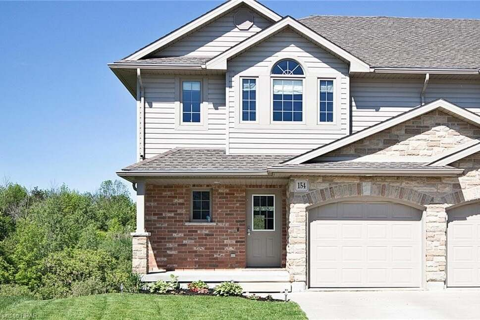 Townhouse for sale at 154 Fairfield Dr Stratford Ontario - MLS: 30811162
