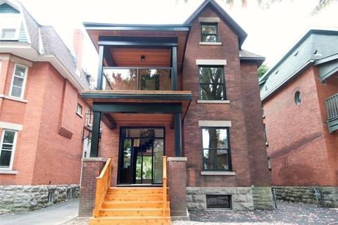 House for sale at 154 Glebe Ave Ottawa Ontario - MLS: 1157576