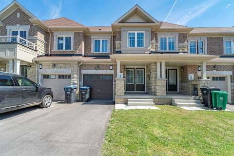 Townhouse for sale at 154 Golden Springs Dr Brampton Ontario - MLS: W4810010
