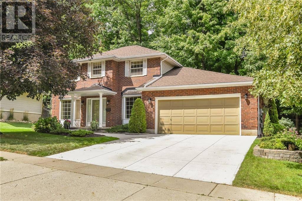 House for sale at 154 Grand Ridge Dr Cambridge Ontario - MLS: 30778312