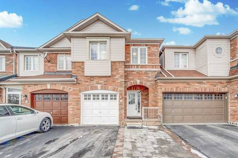 Townhouse for sale at 154 Gristone Cres Toronto Ontario - MLS: E4697609