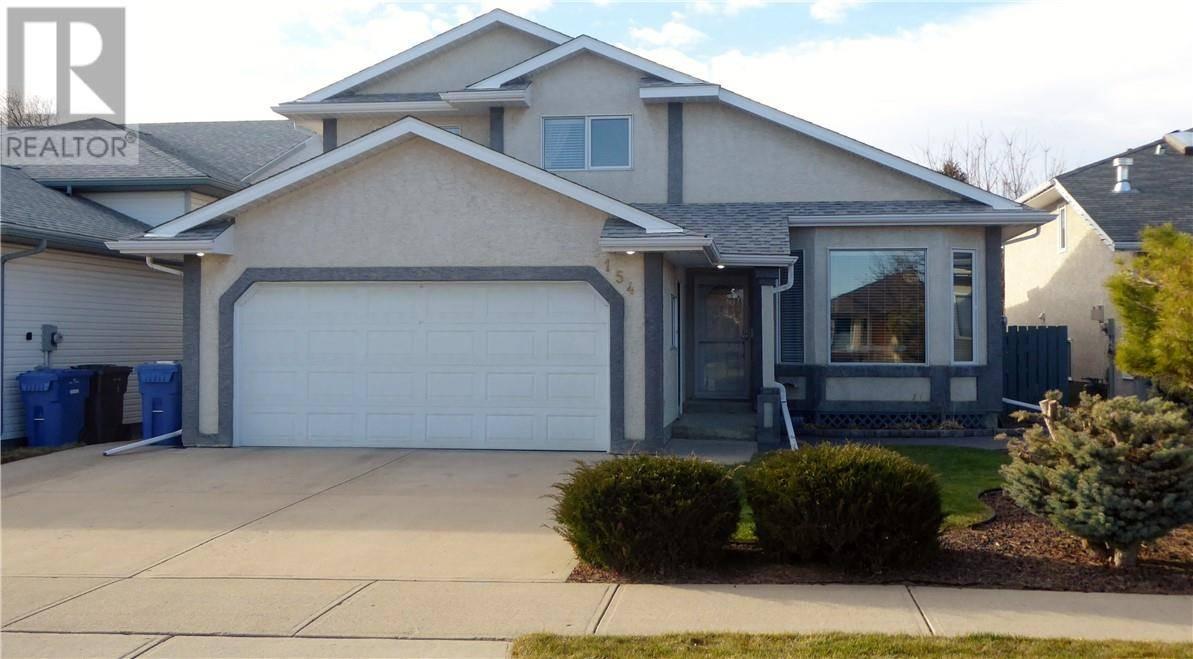 House for sale at 154 Heritage Blvd Lethbridge Alberta - MLS: ld0183869