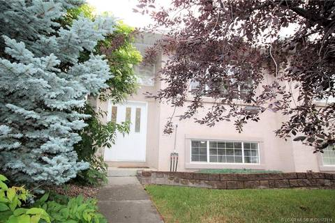 Townhouse for sale at 154 Jerry Potts Blvd W Lethbridge Alberta - MLS: LD0173114