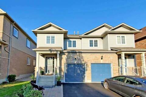 Townhouse for sale at 154 Jonas Millway  Whitchurch-stouffville Ontario - MLS: N4860550